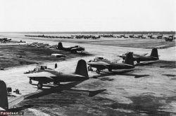 جنگ جهانی دوم هواپیماهای آمریکایی در تهران