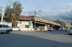 بندرگز شهری با قدمت 3000ساله، وهنوز بافت قدیمی،  این سری مغازه ها مربوط به حضور روسها در ایران میباشد،