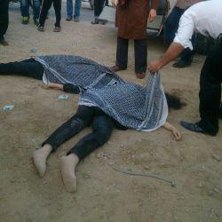 حادثه خبر نمیکند دختران بیچاره پژو به کام مرگ کشید