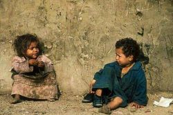 گرسنهمیشویم ومیدانیم کی غذا میخوریم ،گرسنه میشوند و نمیدانند کی غذا میخورند'''''