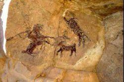 نقوش غار میرملاس مربوط به 12000 سال قبل