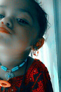 خواهرزاده عریزم.