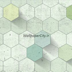 کاغذ دیواری سه بعدی هندسی شهر کاغذ دیواری تنها فروشگاه تخصصی آنلاین در زمینه کاغذ دیواری در سطح کشور