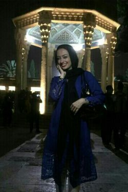 نفیسه روشن در شیراز