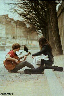 نگذار هر کسی از راه رسید با ساز دلت تمرین نوازندگی کند...