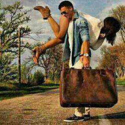 بــــرای رفتن .. چمدان می بندند بــــرای مــاندن .. دل ! مـن کـدام را ببندم ...! که نــه خیالِ رفتن دارم.. و نــه تـــوانِ مـــاندن ..