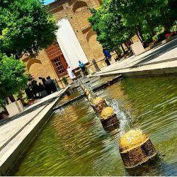 باغ جهان نما، شیراز