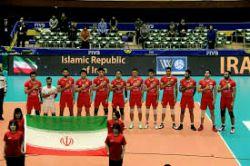فردا اولین بازی تیم ملی والیبال ایران مقابل آرژانتین در جام جهانی.«به امید پیروزی»