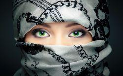 حجاب یعنی ب جای شخص،شخصیت رو دیدن