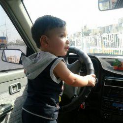 راننده کوچولو