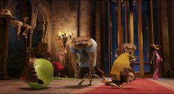 نمایی از فیلم «هتل ترانسیلوانیا» به کارگردانی گِندی تارکوفسکی