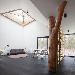 خانه ای برای پاتریک، آنتورپ، بلژیک | طراحی شده با | Low Architecten |   ibbg.ir/koobeh