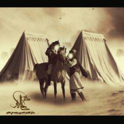 حسین خود بر عالمی دلبر است/ آنکه برد دل از حسین اکبر است...