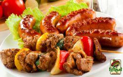 عکس های خوشمزه - گوشت و سوسیس خوشمزه