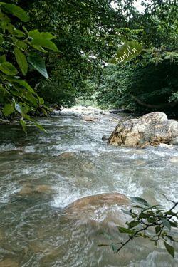 رودخانه جاده ماسوله # ی جای بکیر و پراز آرامش