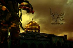 اگر پای گذارید به صحن زینب سلام الله والله زمانه را برهم میزنیم