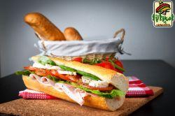 عکس های خوشمزه - ساندویچ کالباس