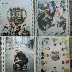 دفترچه های مدرسم