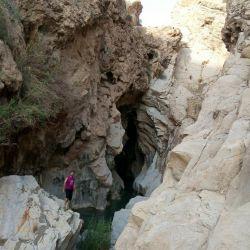 سلام دوستان.غار های آبی وژدرون