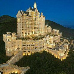 هتل قلعه-چین