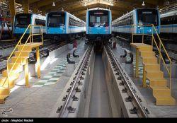 بهرهبرداری از ۷۳ واگن مترو، خودروهای هیبریدی و موتورهای برقی