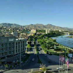میدان مادر شهرستان سقز استان کردستان