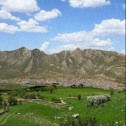 روستاهای منطقه کردستان