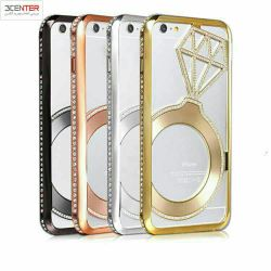 قاب های نگین الماسی موبایل زیبا و محافظ مخصوص خانم های مشکل پسند مدل های  ایفون و سامسونگ موجود است برای دیدن تصاوییر بیشتر و خرید به وب سایت  www.3center.ir مراجعه نموده   پشتیبانی 09127596355 واتساپ 09380545005
