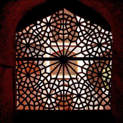 پنجره گره چینی ، هنر هنرمندان ایران زمین