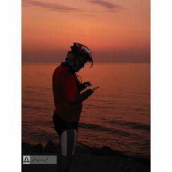 دریای آسمانی / عکس از امین مداحیان ( عابر مسلح)