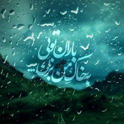 نازنینم بارانی که ببارد و همه چیز را بشوید،بارانی که ببارد و هوا عالی شود،بارانی که ببارد و عاشقانه ای برای عاشقها رقم بزند،بارانی که....این باران که به درد من نمیخورد!!هوای دل من بدون تو پس است...همین!!التماس نوشت:باران تویی به خاک من بزن..یادآوری نوشت:آی حضرت بـــ♥ـــاران ظهر روز دهم کجا بودی...