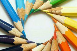 ما انسان ها مثل مداد رنگی هستیم شاید رنگ مورد علاقه ی یکدیگر نباشیم اما روزی برای کامل کردن نقاشی مان ، دنبال یک دیگر خواهیم گشت به شرطی که اینقدر همدیگر را تا حد نابودی نتراشیم!