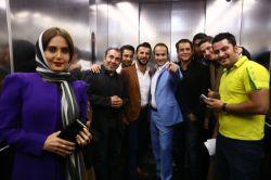 کنسرت خنده حسن ریوندی برج میلاد