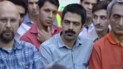 گزارشگرخندوانه ......محمودكریمی!بالاخره دیده شد!اینوازكانال نازنین زهراجون كپی كردم!......