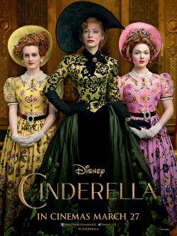 نمایی از پوستر فیلم «سیندرلا» اثر کنت براناگ