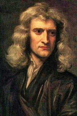 سِر آیزاک نیوتون