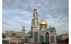 افتتاح بزرگترین مسجد اروپا در مسکو- روسیه