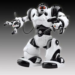 فروش ربات با ویژگی انسان...با قیمت پایین...برای خرید و اطلاعات بیشتر به سایت بازار کالاها قسمت ورزش و سرگرمی مراجعه فرمایwww.bazarekalaha.ir