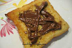 آموزش 670/ شکلات صبحانه با نون تست خانگی