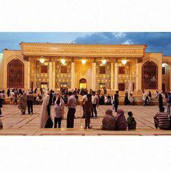 صحن جدید شاهچراغ، شیراز