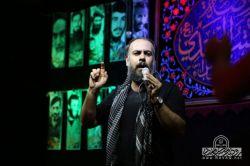 مراسم هفتگی سوم مهر حاج محمد کمیل  هیئت مکتب المهدی (عج)