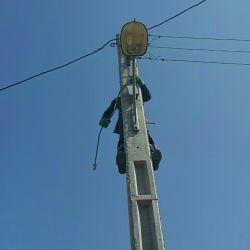 قطع کردن برق شهروندان