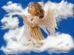 خدای من، معبودم:   دلم برایت تنگ می شود ،   با آنكه می دانم همه جا هستی،   اما به آسمان نگاه می كنم،چرا كه   آسمان سه نشـانه از تو دارد:   بی انتهـاست   و بی دریـغ   و چون یك دست مهربان،همیشه بـالای سر ماست   خدای آسمانی دوستت دارم.