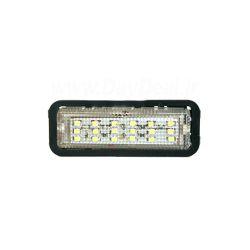 چراغ سقفی 405 / از ویژگی های این محصول کیفیت بالا و نور زیبا است. مصرف بسیار کم برق نیز از دیگر ویژگی های این نوع چراغ ها به شمارمی آید، و اگر ساعتها روشن باشد هیچگونه اختلالی در باطری خودروایجاد نمی کند.  قابل نصب بروی خودروهای: پژو405- پژوپارس- پژوروا
