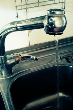 آب گرون شد ، و داره آب قطع میشه ..... مملکت خودتو درس کن