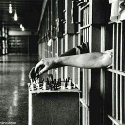 مهم نیست که جسمت آزاد باشد، فکرت که آزاد باشد، میله ها هستند که تحقیر میشوند...