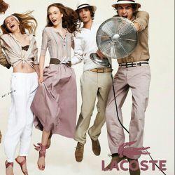 یک تصویر پرهیجان برای لباسهای lacoste #تبلیغ #برند #لباس #lacoste #پوشاک www.myindustry.ir
