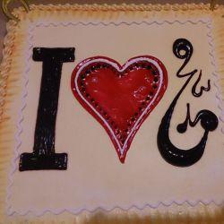داداشی هنوز تولدت نشده ها حواست باشه این واس پیشاپیش تولدته ... مبارکککککککککت باشششه (: ♥ (: ♥ (: ♥ (: ♥ (: ♥ (: ♥ (: ♥ (: ♥ (: ♥ بیاید کیک رو بخوریمممم هرکی میخواد کیک بخوره بایددد کامنت بزاره وگر نه خبری نیسسس گفته باشم داداش محمد تولدت مبارک (پیشاپیششششش)  @ a123456