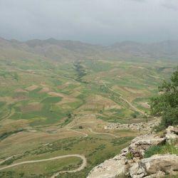 ارتفاعات کوه های شاهو .شهرستان کامیاران