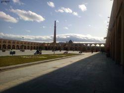 اصفهان- میدان امام علی (ع) و مسجد علی  #آثار تاریخی